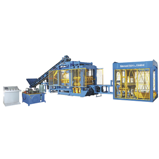 Qty10-15 Full Automatic Brick Making Machine